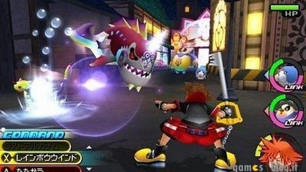 Kingdom Hearts 3D: nuove immagini di gioco