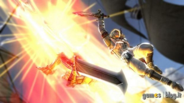 Soul Calibur V: gli attacchi Critical Edge in foto