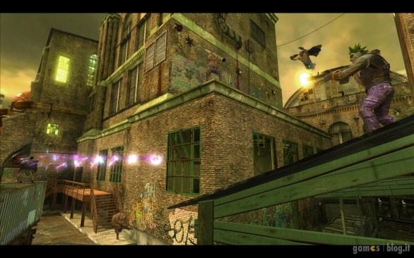 Gotham City Impostors: trailer di lancio e nuove immagini