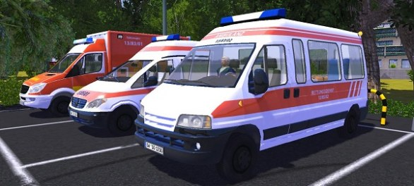 Emergency Ambulance Simulator: ebbene sì, un simulatore di ambulanze – immagini e video