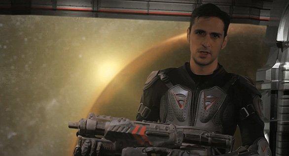 """Un fan film su Mass Effect col """"vero"""" Shepard in carne ed ossa – video"""