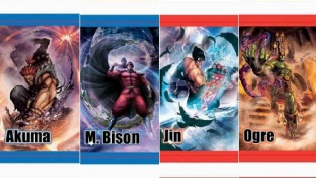 Street Fighter X Tekken: trapelati nuovi personaggi