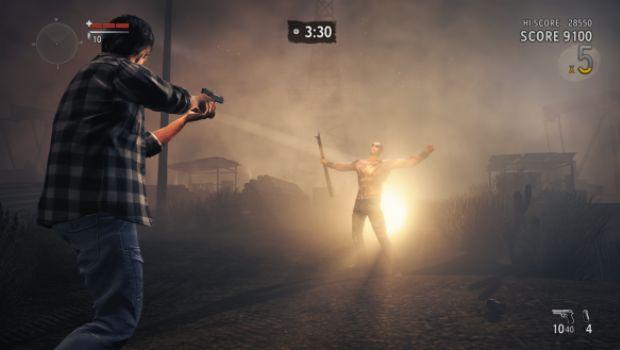 Alan Wake's American Nightmare: nuove immagini e primo video diario di sviluppo