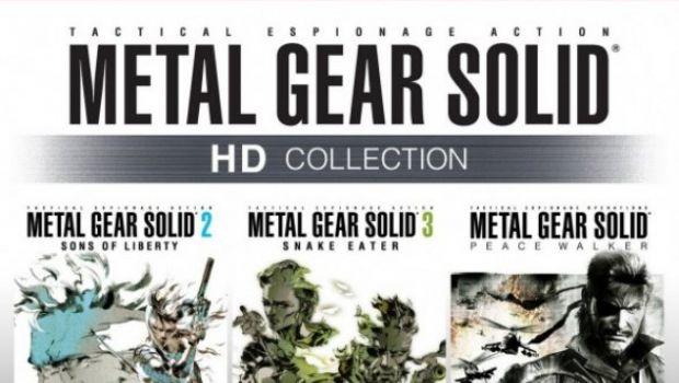 Metal Gear Solid HD Collection: la recensione