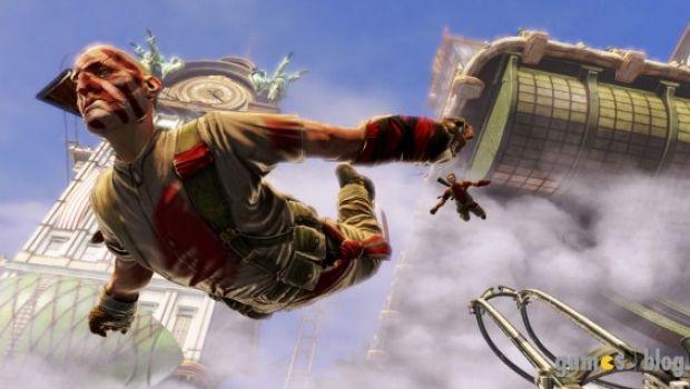 BioShock Infinite sarà compatibile con Move e 3D