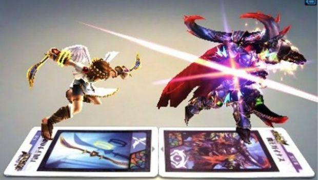 Kid Icarus: Uprising conterrà sei carte per la realtà aumentata
