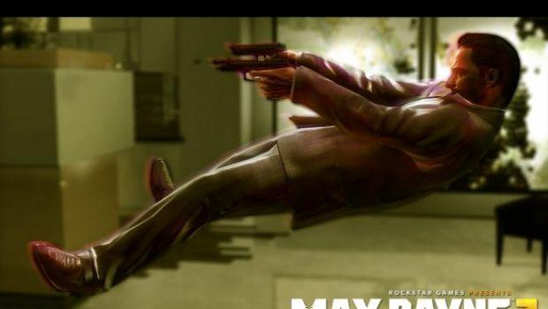 Max Payne 3: nuovi wallpaper