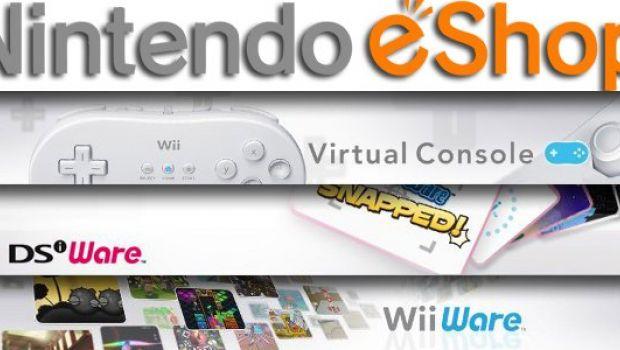 Nintendo Shop: le novità di giovedì 9 febbraio
