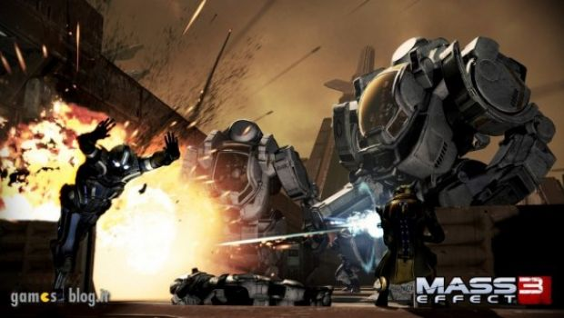 Mass Effect 3: annunciata la demo imminente per PC, Playstation 3 e Xbox 360