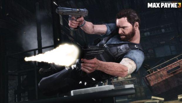 Max Payne 3: nuove immagini sulla doppia impugnatura
