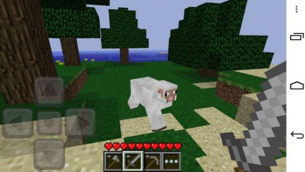 Minecraft Pocket Edition: arriva il Survival mode