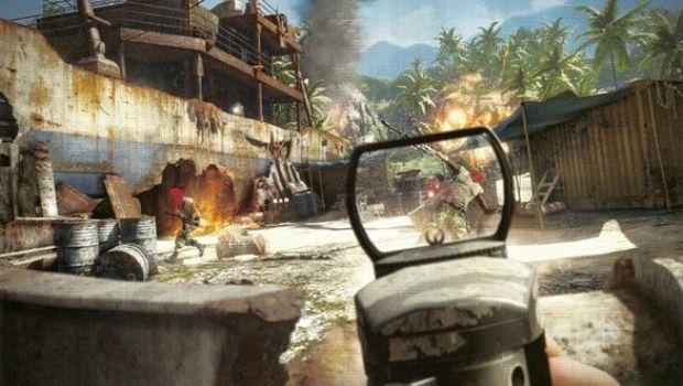 Far Cry 3: nuove immagini e informazioni da EDGE