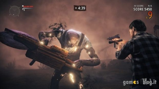 Alan Wake's American Nightmare: piccioni assassini e mostri con la motosega in nuove immagini