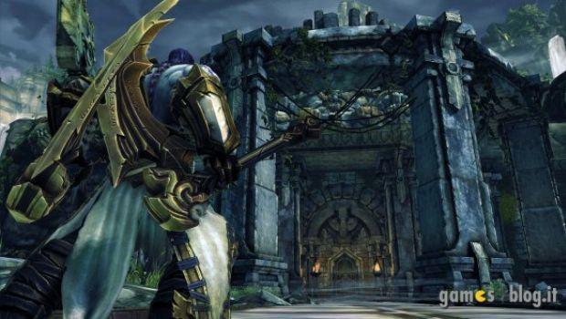 Darksiders 2: armi, boss e ambientazioni in nuove immagini di gioco