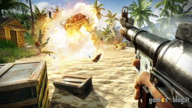 Far Cry 3: nuove immagini e prima video-dimostrazione