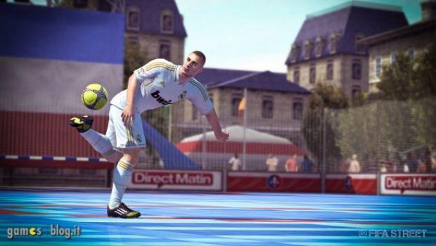 Electronic Arts: FIFA Street convertirà i giocatori di Pro Evolution Soccer rimanenti