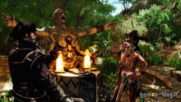 Risen 2: Dark Waters – personaggi e ambientazioni in nuove immagini