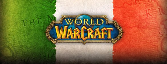 World of Warcraft verrà tradotto in italiano