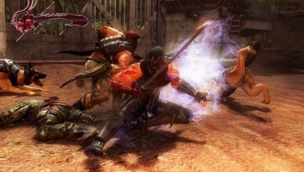 Ninja Gaiden 3 in una nuova galleria immagini