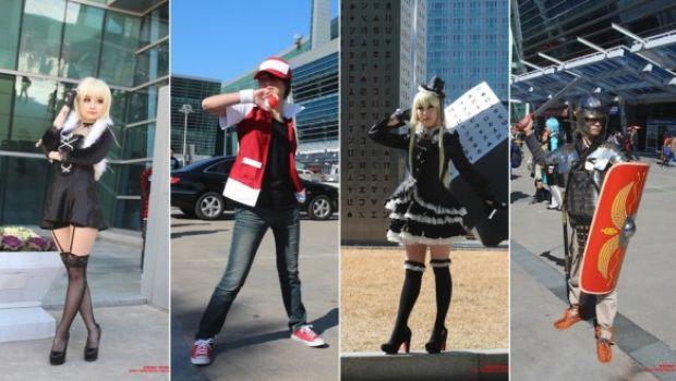 Cosplay dal Comic World in Sud Corea – 29 immagini
