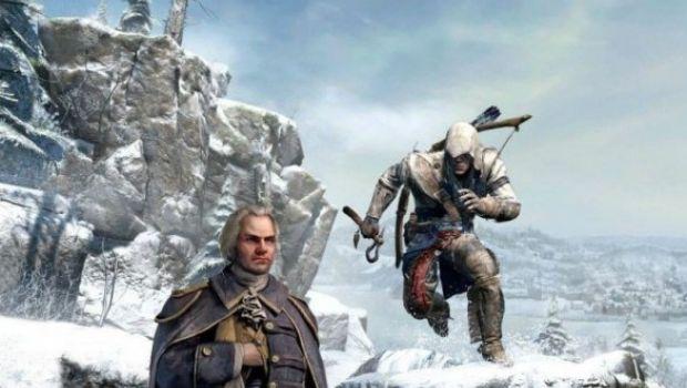 Assassin's Creed III: ecco le prime immagini di gioco