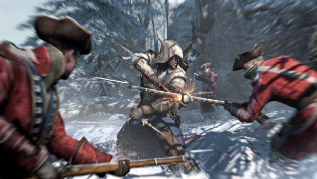Assassin's Creed III: trapelate ulteriori immagini di gioco e artwork