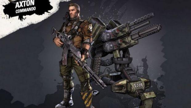 Borderlands 2: copertina ufficiale e nuovi bozzetti sui protagonisti