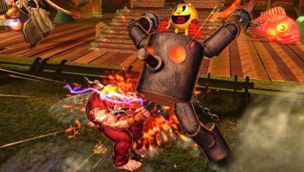 Street Fighter X Tekken: Mega Man e Pac-Man in arrivo a metà mese