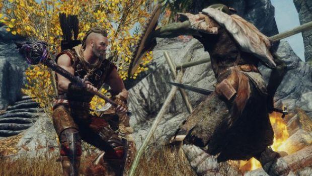 The Elder Scrolls V: Skyrim – la mod di Gionight s'aggiorna in foto