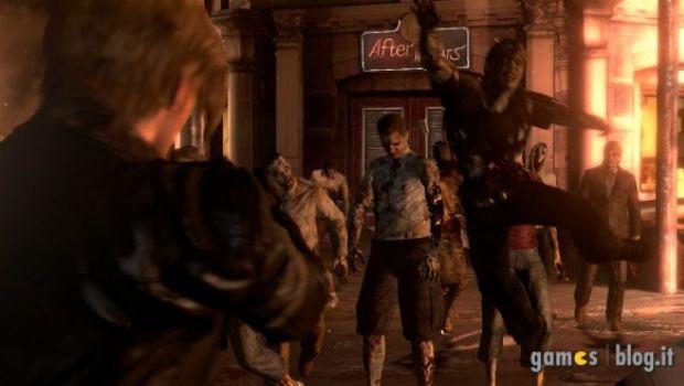 Resident Evil 6 avrà un sistema di dialoghi dinamici