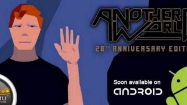 Another World: 20th Anniversary arriva su Android la prossima settimana