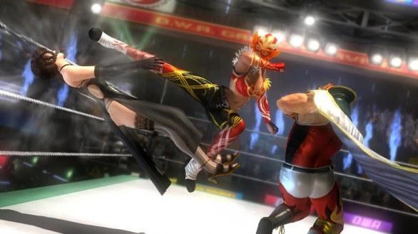 Dead or Alive 5: nuove immagini e trailer sulla modalità Tag Team