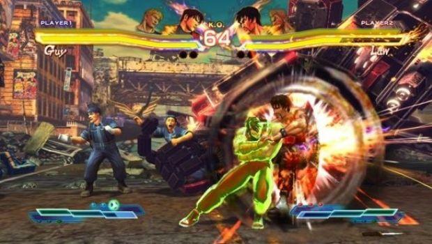 Street Fighter X Tekken: immagini dei nuovi 12 personaggi e dei costumi aggiuntivi