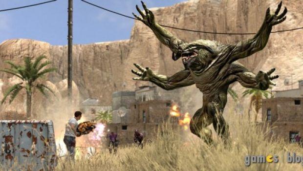 """Serious Sam 3 BFE: annuncio e prime immagini dell'espansione """"Jewel of the Nile"""""""