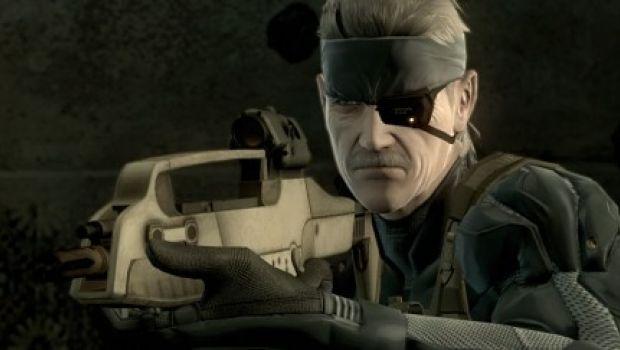 Metal Gear Solid 4: in arrivo la patch per i trofei sbloccabili