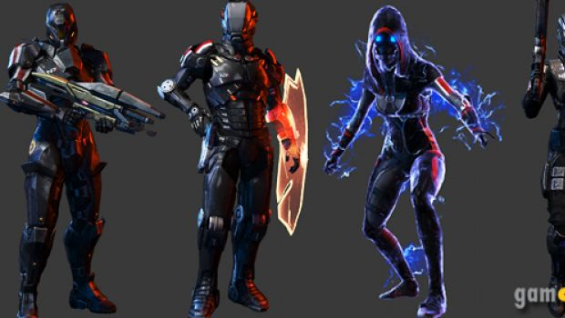 """Mass Effect 3: immagini e dettagli sul DLC """"Earth"""""""