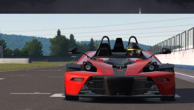 Assetto Corsa: immagini della KTM X-BOW R