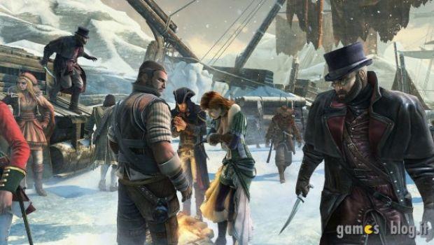 Assassin's Creed III: il multiplayer in immagini e video