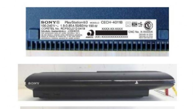 PS3 SuperSlim: trapelano online le prime foto del nuovo modello