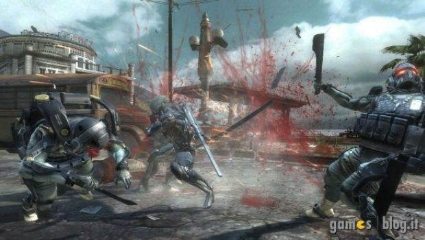 Metal Gear Rising: Revengeance – nuove immagini dal Comic-Con