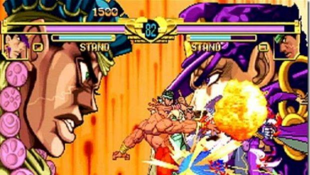 Jojo's Bizarre Adventure HD annunciato ufficialmente da Capcom
