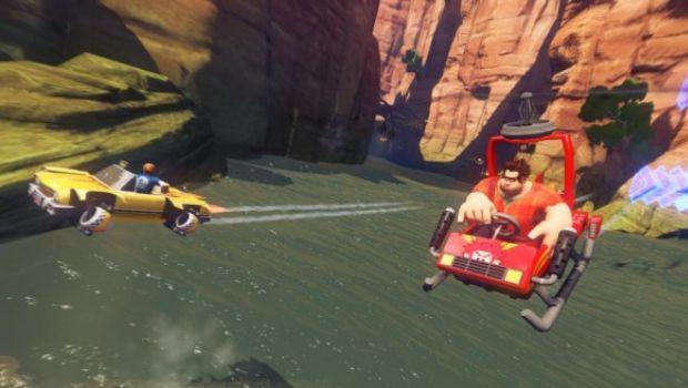 Sonic & All-Stars Racing Transformed: Ralph Spaccatutto sarà uno dei personaggi giocabili