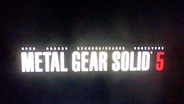 Metal Gear Solid 5 mostrato in segreto al Comic-Con di San Diego? – immagini