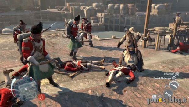 Assassin's Creed III: il porto di Boston in nuove immagini