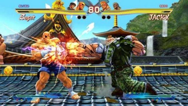 Street Fighter X Tekken Vita ha una data di uscita europea