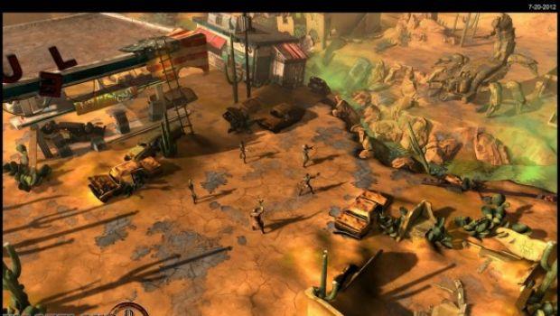 Wasteland 2: prima immagine di gioco