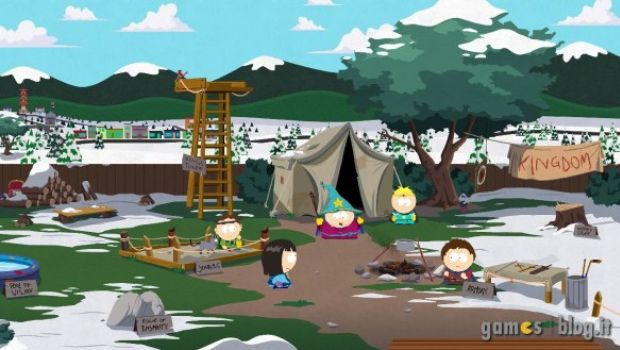 South Park: The Stick of Truth torna a mostrarsi in foto