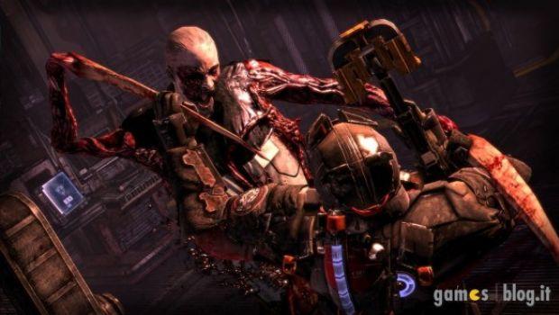 Dead Space 3: ancora immagini sui Feeder