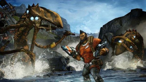 Borderlands 2: i cattivoni di Pandora in immagini e artwork