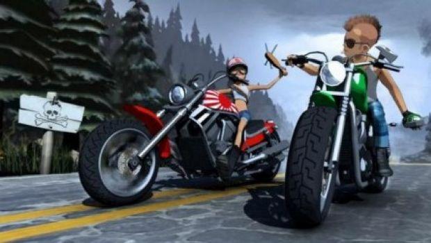 Biker Bash: gli studi Slightly Mad al lavoro su un gioco di moto arcade – prime immagini
